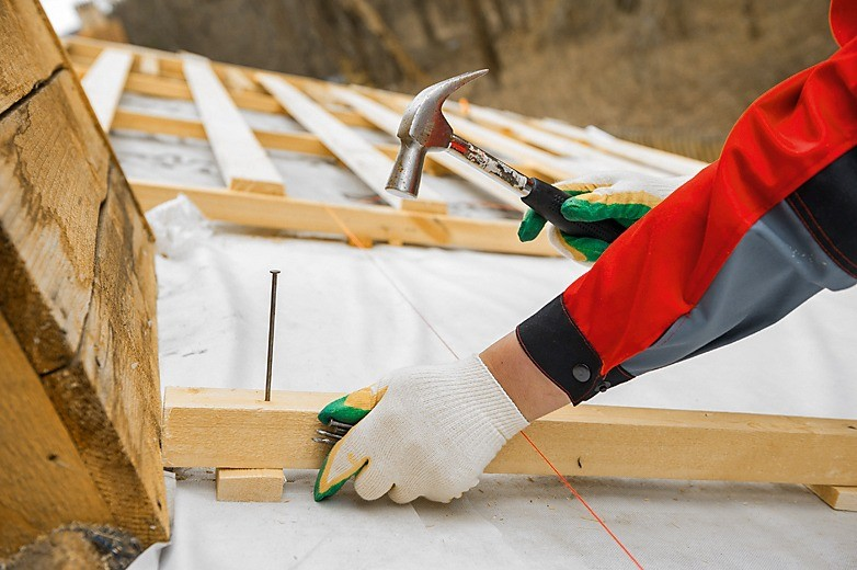 Строим утеплённую мансардную крышу без ошибок