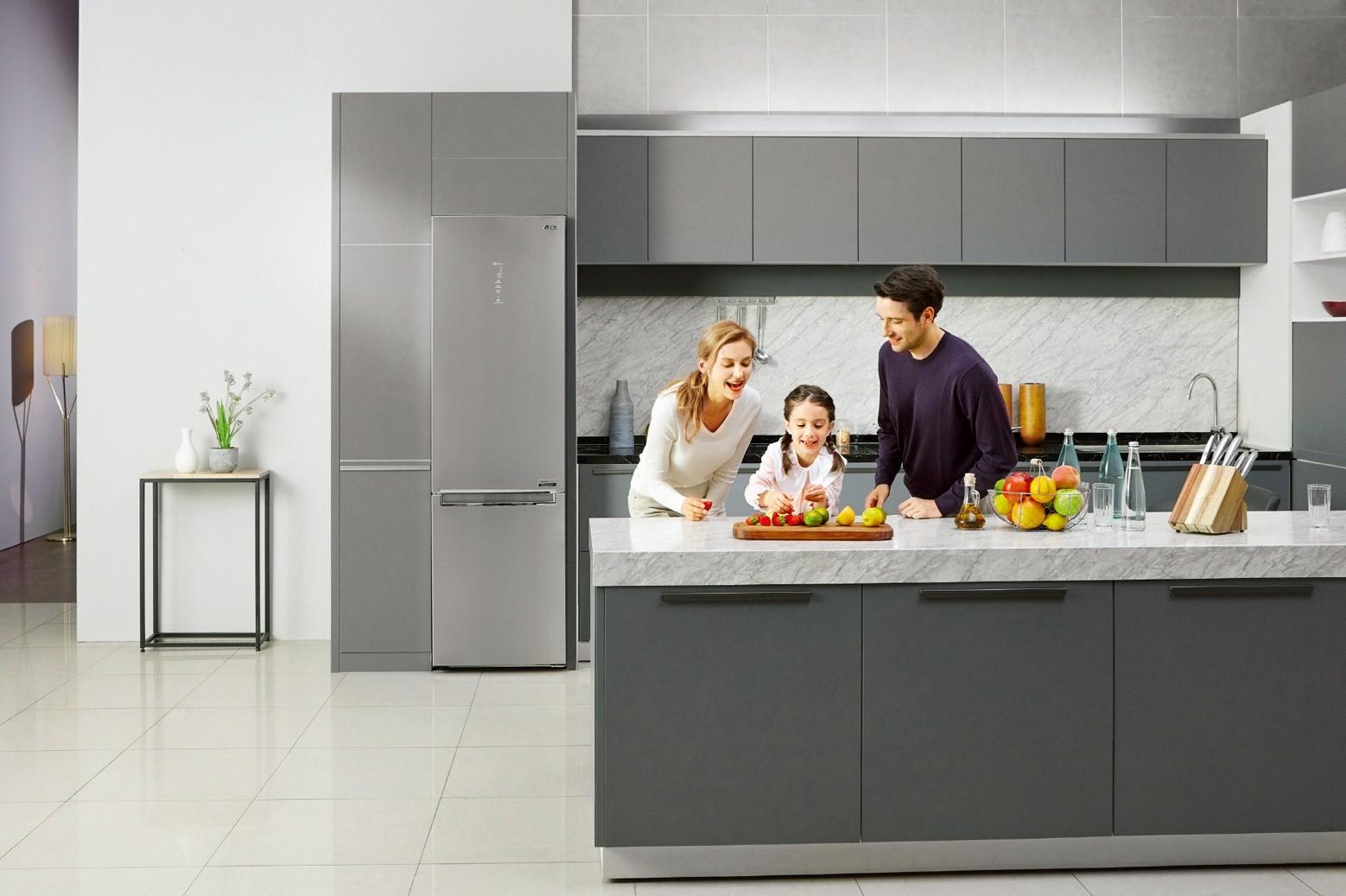 Холодильник LG Centum System