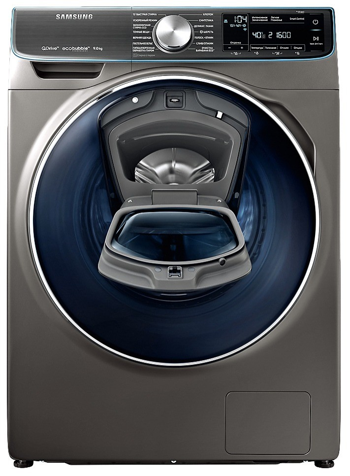 Стиральная машина Samsung Quick Drive