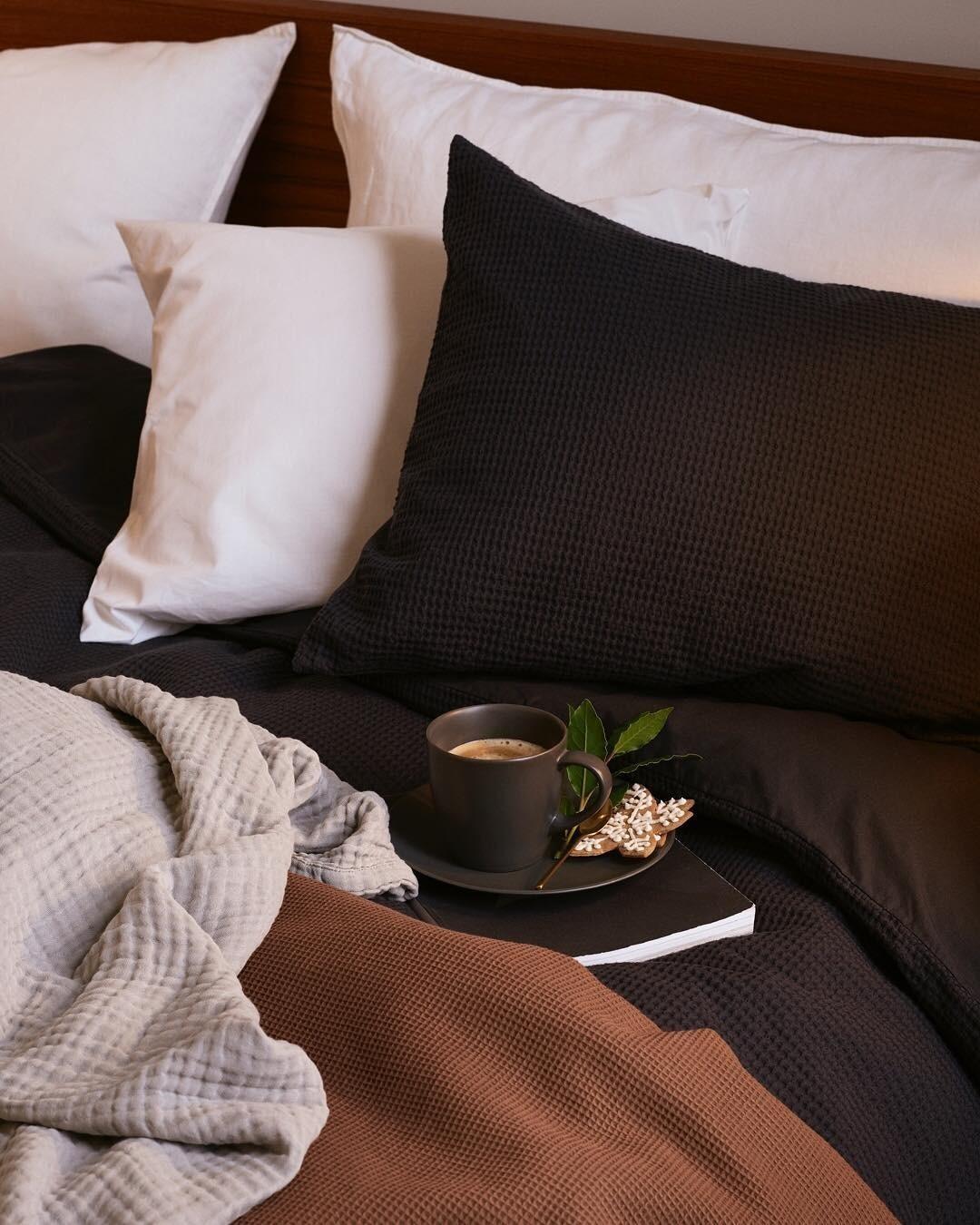 Текстиль - универсальный способ сделать интерьер уютнее