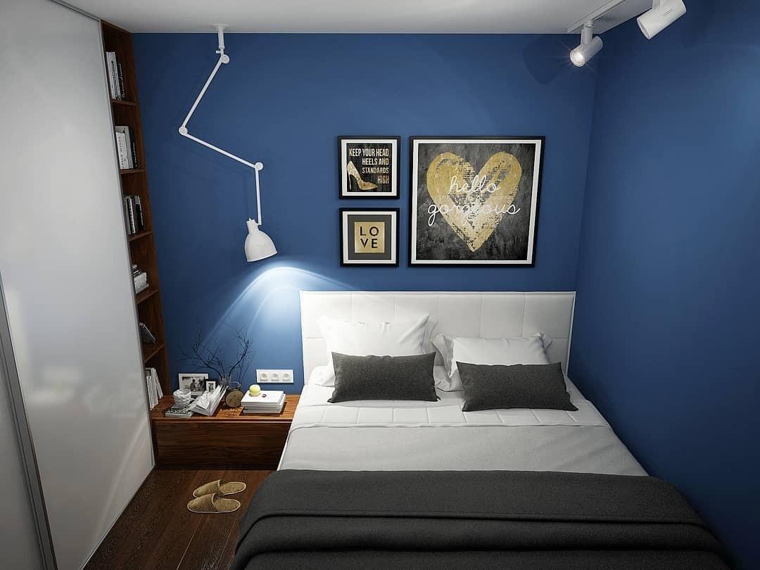 Спальня без окна - разные сцена&#1088...