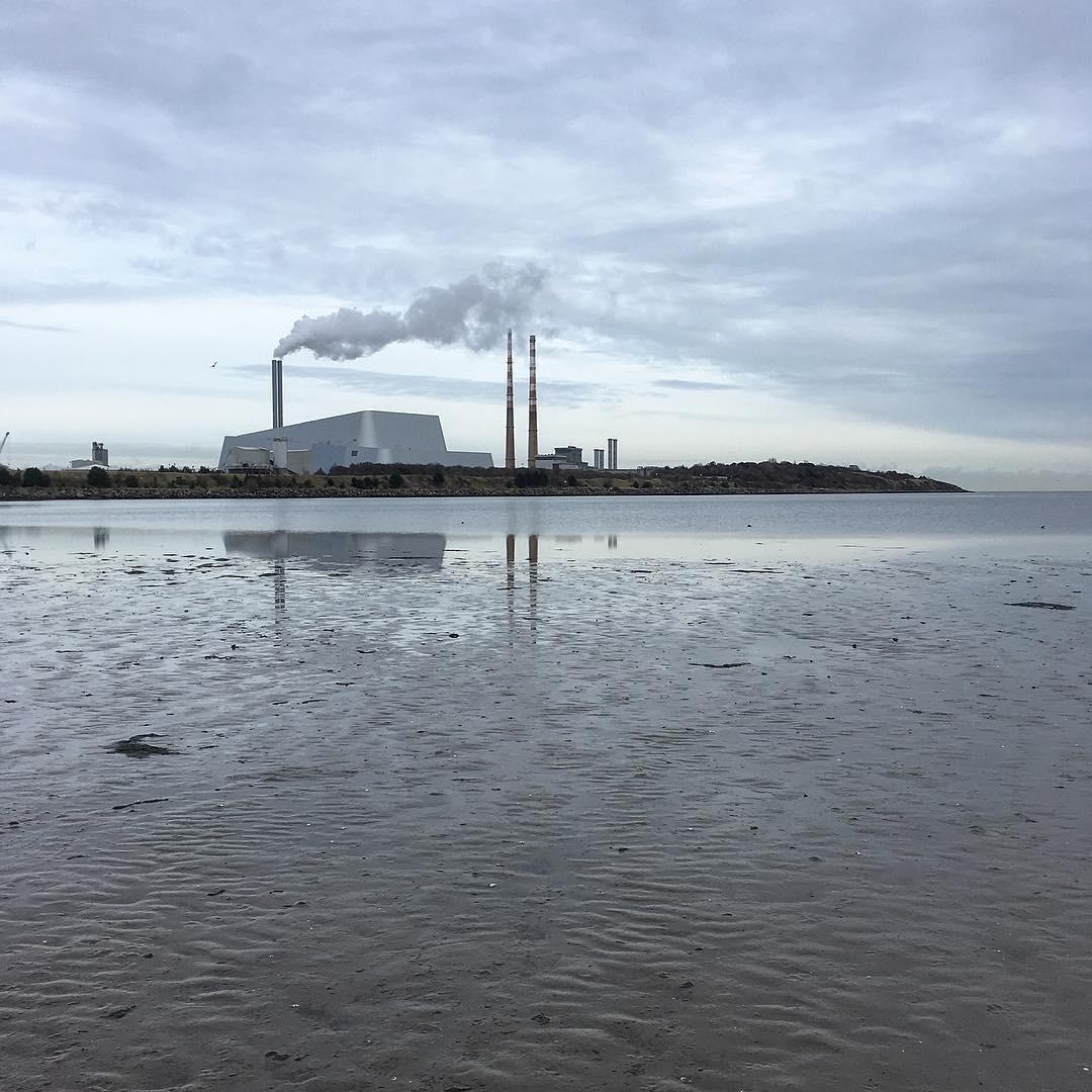 Мусороперерабатывающий завод в Дублине