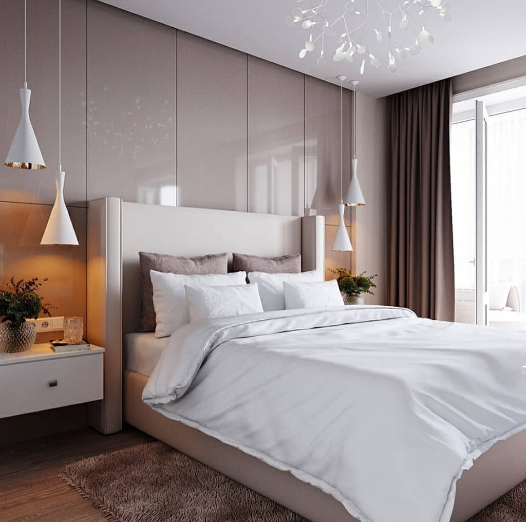 Выбираем кровать в спальню