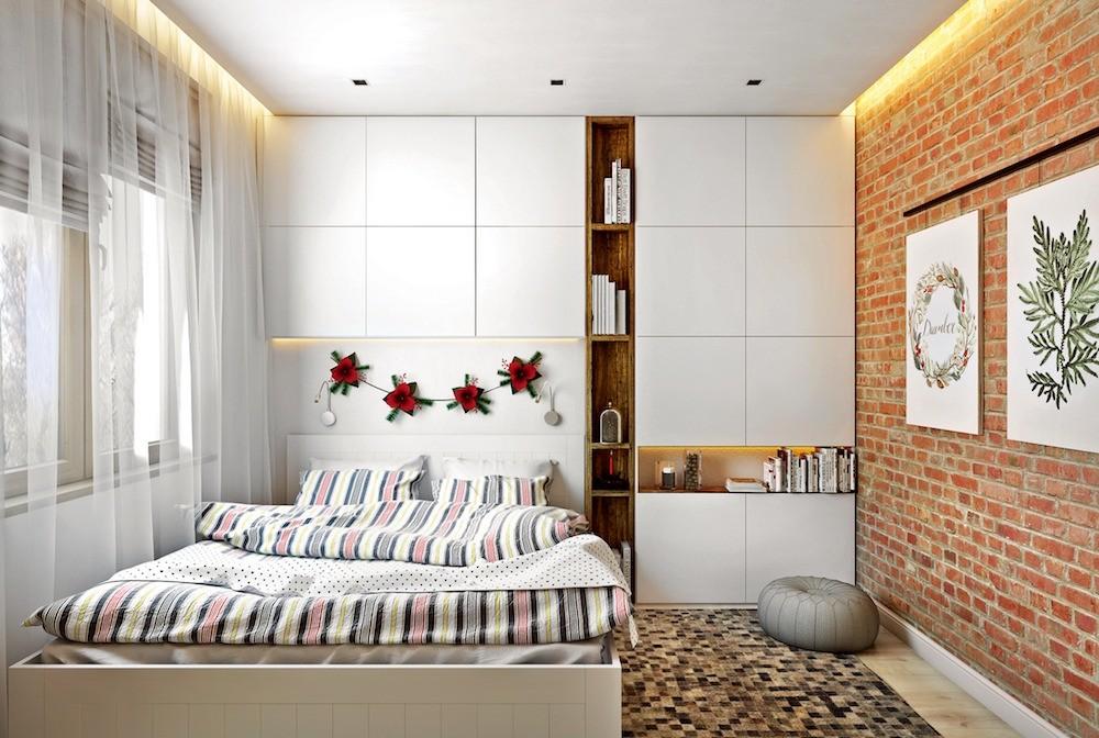Квартира для фотографа: студия, превратившаяся в комфортную однушку