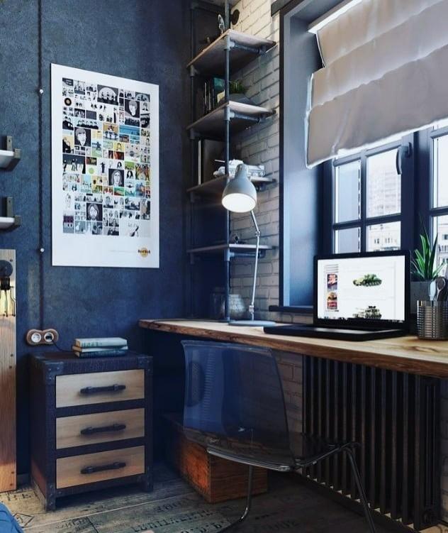 Подоконник-столешница в комнате: как создать функциональный уголок в квартир