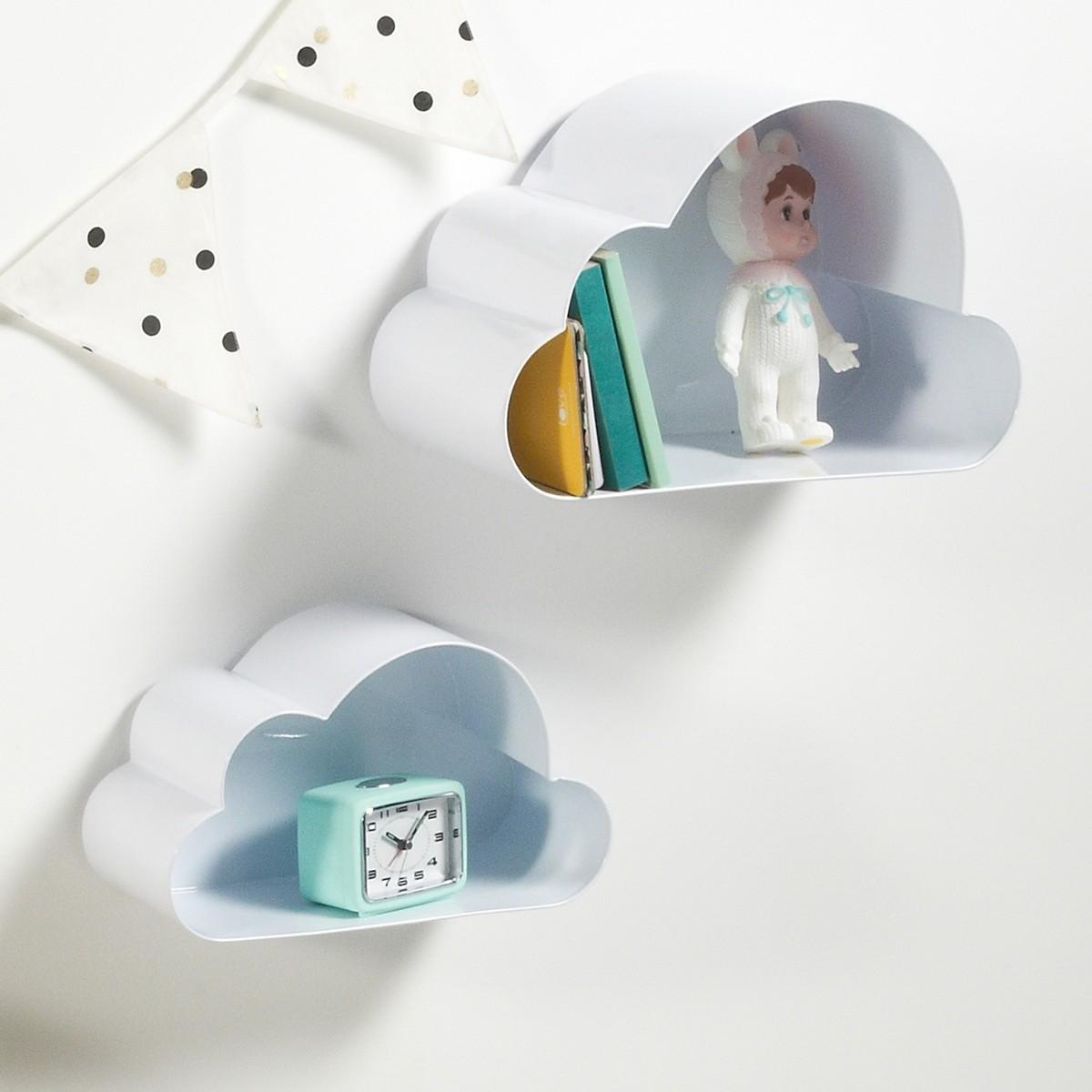 Полки настенные в форме облака, Spacielle