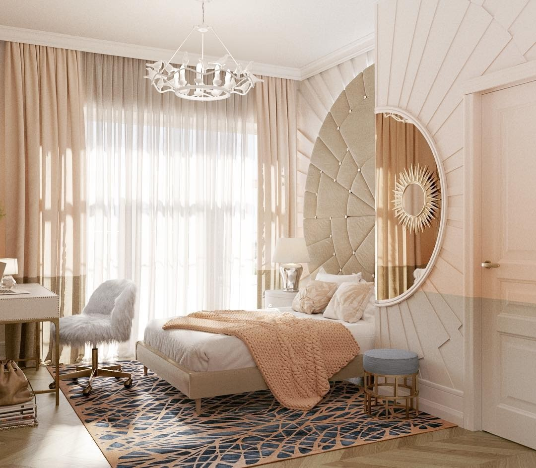 комната для девочки-подростка фото