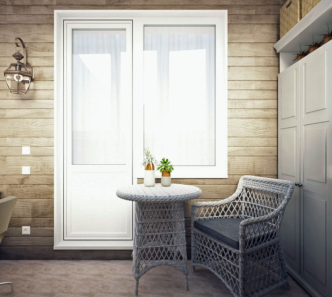 Чем обшить балкон изнутри: материалы и советы