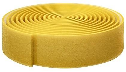 Труба  выдерживает рабочее давление, равное 15 атм. Демпферная лента Neptun IWS, материал ленты— вспененный полиэтилен склеевым слоем по всей площади ленты иполиэтиленовым фартуком
