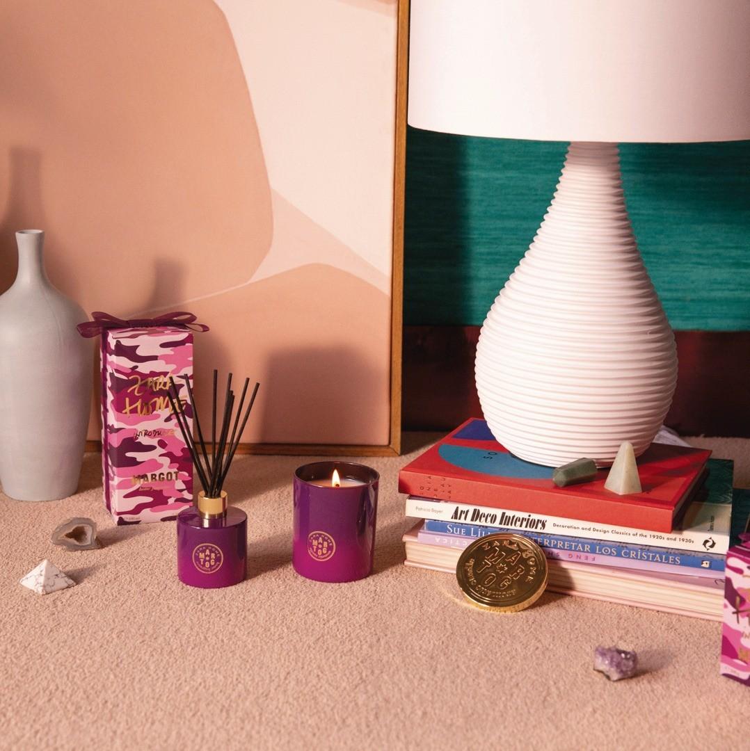 Наполните комнату ароматами