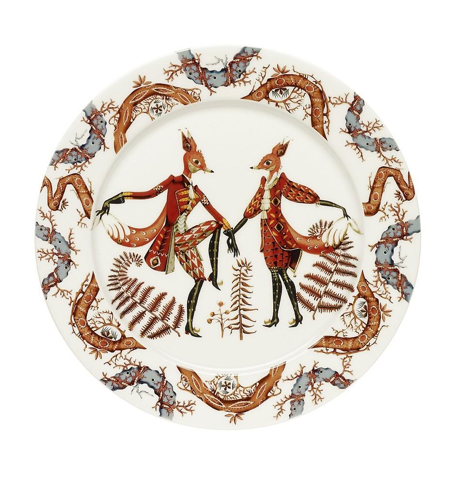 Тарелка Iittala, коллекция Tanssi, фарфор («Евродом») (3310 руб.)