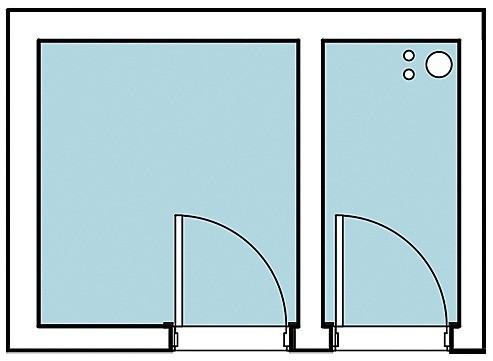 Конструктивные особенности 17-этажных панельных домов — продольные и поперечные несущие стены внутри квартир, что ограничивает возможности перепланировки. Ещё один недостаток исходных объ...