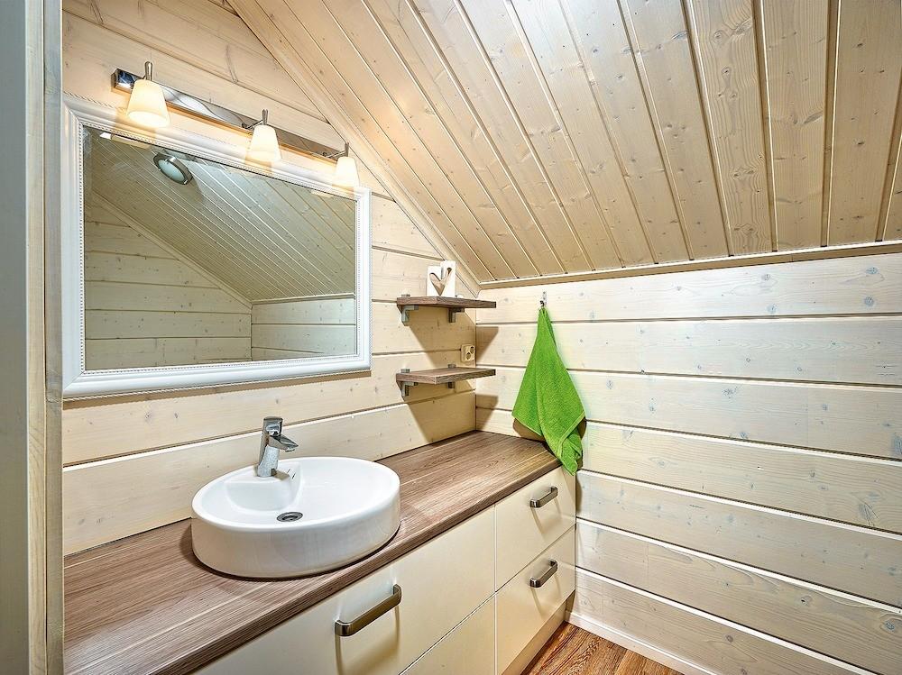 Дом из клеёного бруса в Финляндии: светлое и современное пространство
