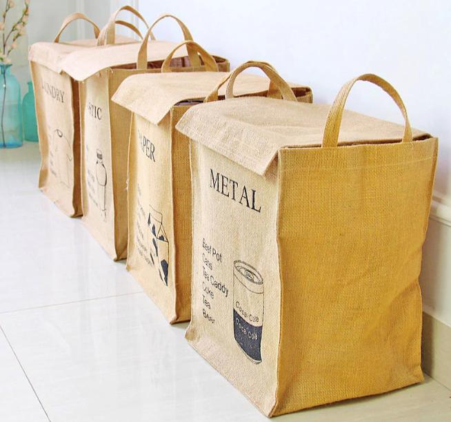10 красивых корзин, которые помогут организовать хранение