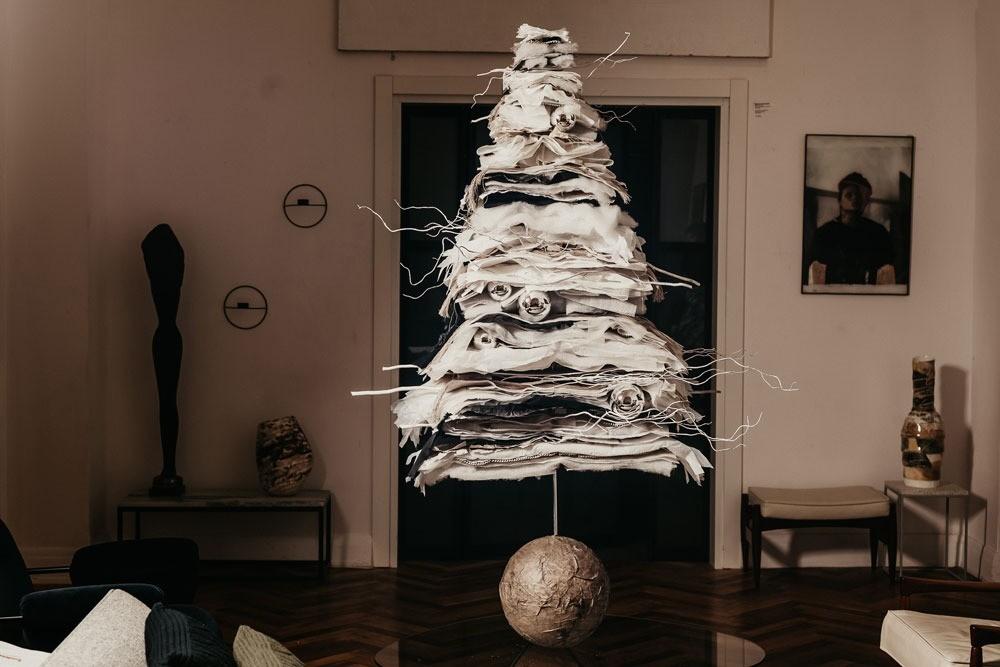 На «Архиёлке» выбрали самую экологичную елку