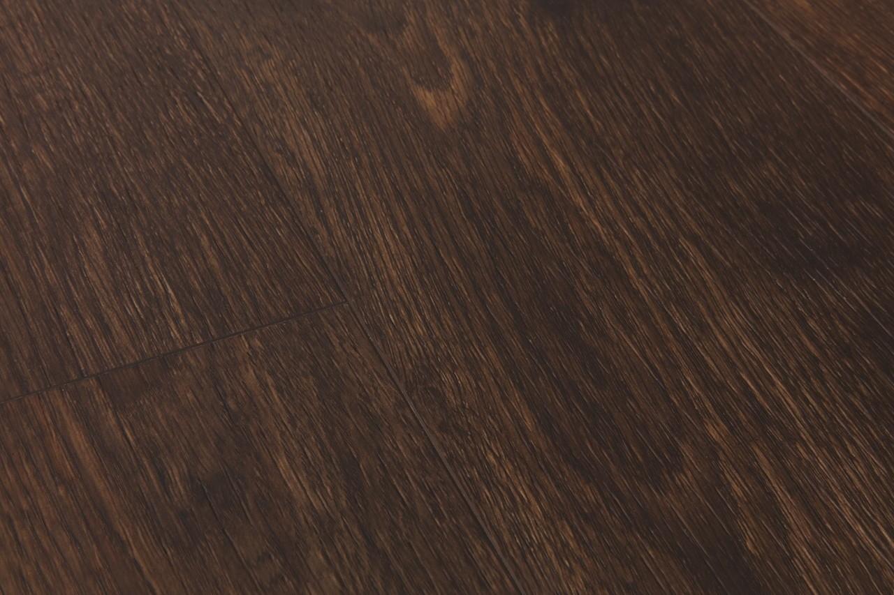 (BACL40058) Quick-Step. ПВХ-плитка коллекции Balance Click, жемчужный коричневый дуб, метод монтажа: замок, размер планки: 1251 × 187 мм, толщина: 4,5 мм, гарантия: 20 лет