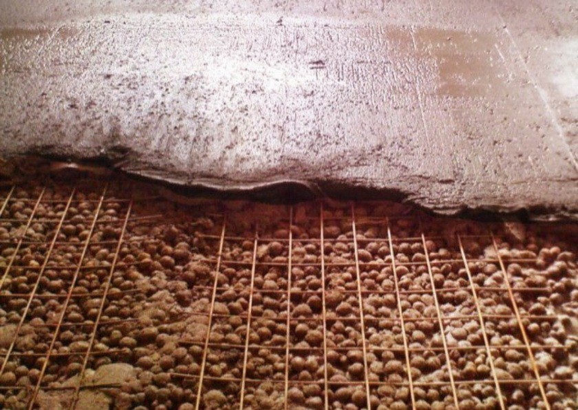 Из чего делают керамзит и для чего его можно использовать