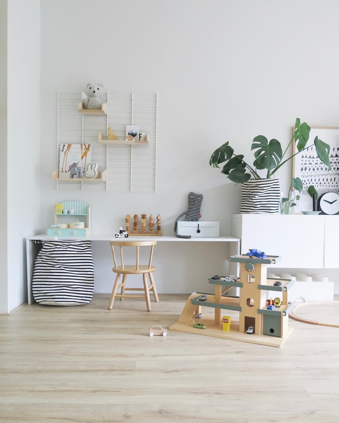 Детская в гостиной: 9 удачных примеров
