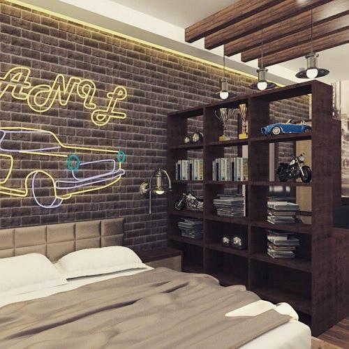 Как выбрать дизайн комнаты для подростка-мальчика: лучшие стили, цвета и приемы оформления