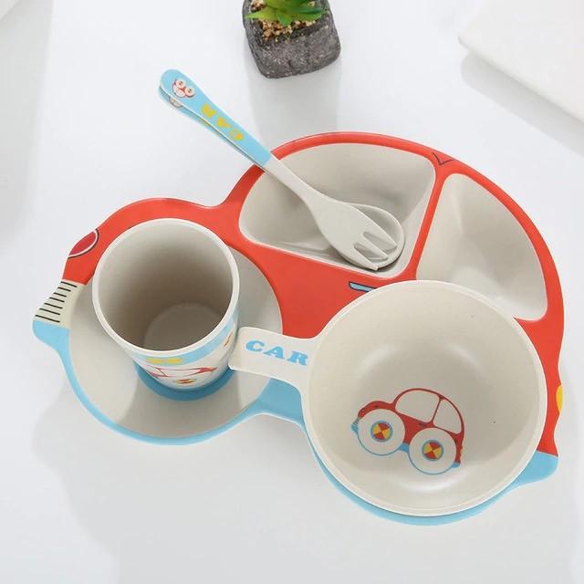 Детская тарелка
