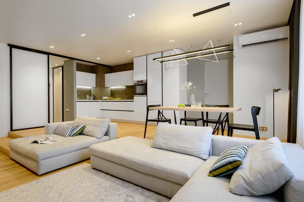 Как из трёхкомнатной квартиры сделать четырёхкомнатную: пример пространства, организованного с умом