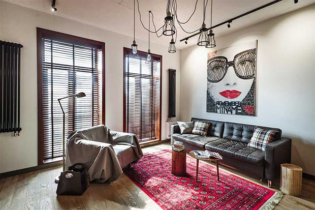 Интерьер-трансформер: дизайн квартиры, который легко изменить