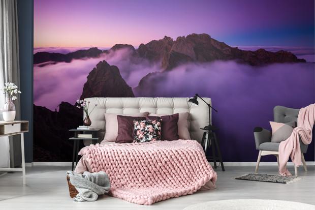 12 предметов для дома в модном фиолетовом цвете