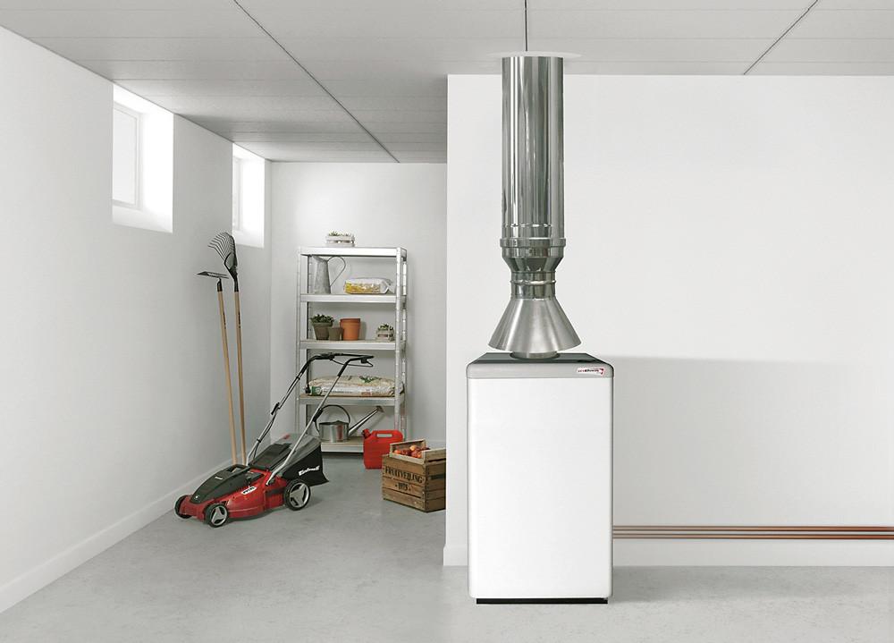 Гравитационная система отопления дома: преимущества и правила организации