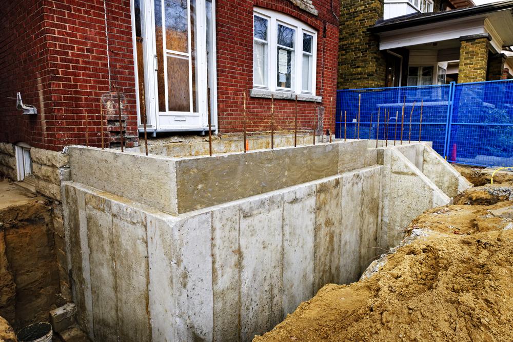 Гидроизоляции фундамента частного дома: быстро, просто, эффективно