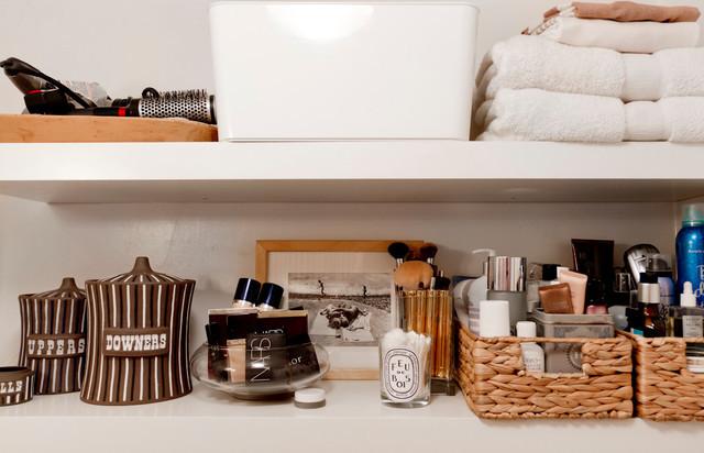 20 красивых и умных вариантов для хранения украшений и косметики