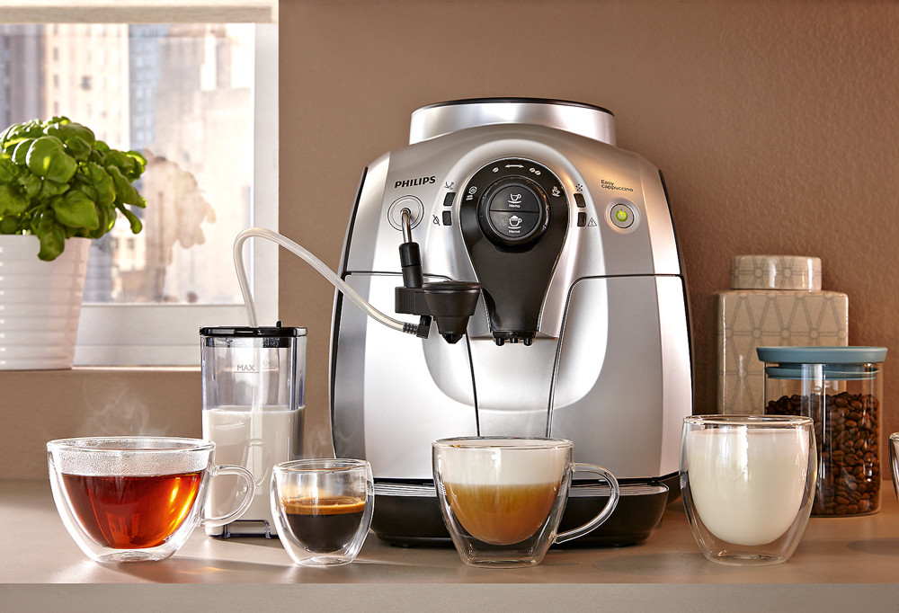 Как выбрать кофемашину эспрессо: обзор функций и современных моделей