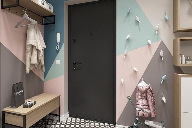 Дизайн прихожей в квартире: 35 примеров на любой вкус
