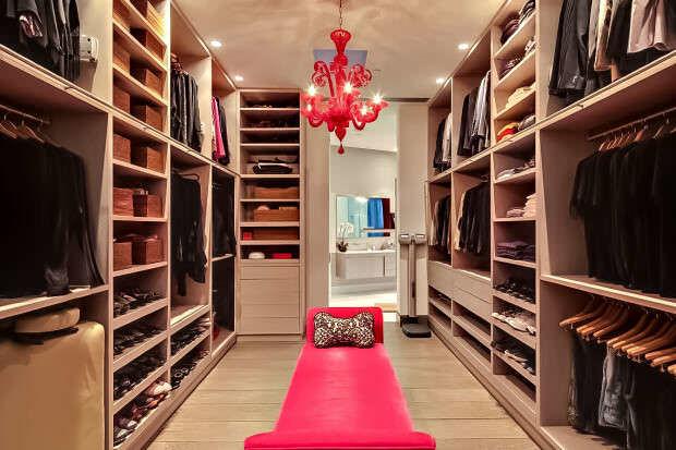 Дизайн гардеробной комнаты: 70 идей, которые вы оцените