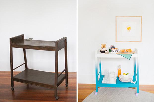 Как обновить старую мебель: 11 вдохновляющих примеров