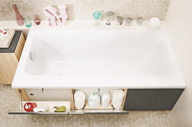 Cersanit выпустила функциональные аксессуары для ванной
