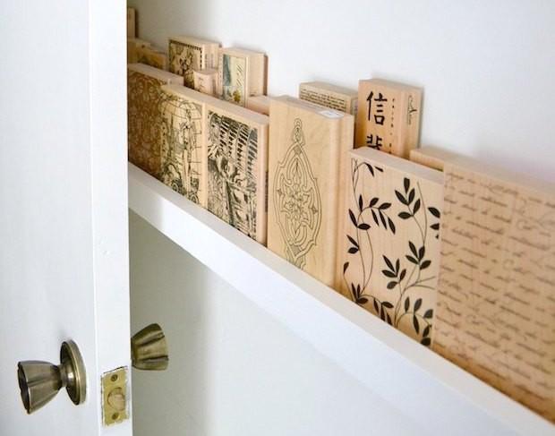 Как рационально использовать пространство за межкомнатной дверью: 9 умных решений