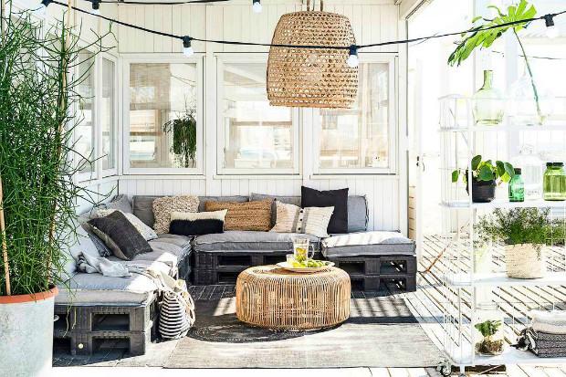 Террасы, пристроенные к дому: 60 примеров с фото
