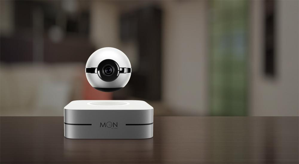 Компания 1-Ring выпустила левитирующую камеру безопасности