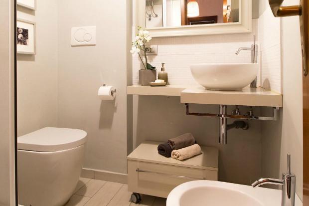 Дизайн совмещенного санузла с душем: 10 идей для малогабариток