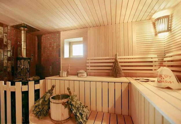 Печи для бани на дровах: какую выбрать?