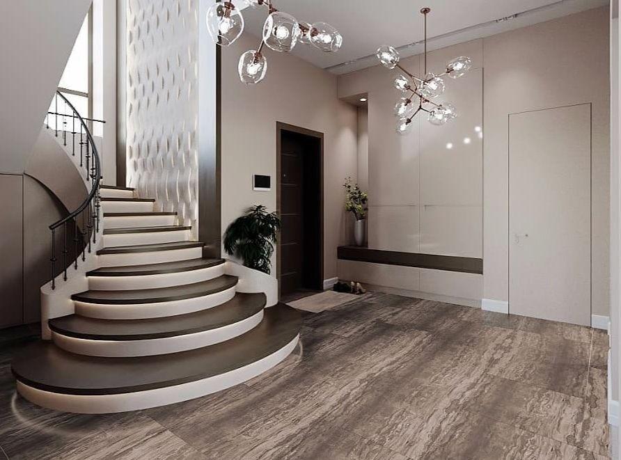 30 невероятно стильных лестниц в интерьере дома