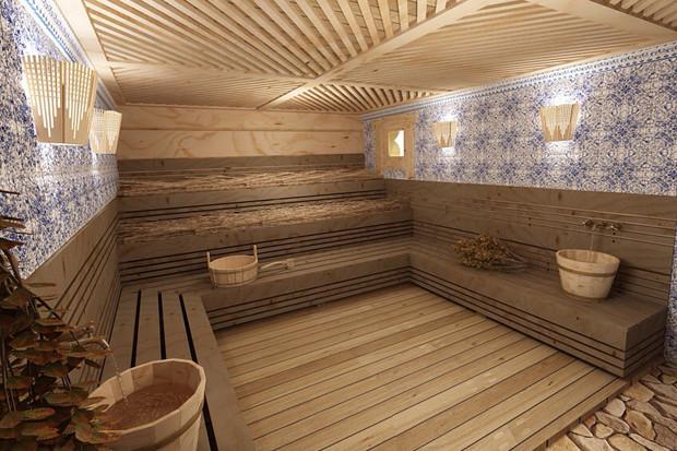 Парилка в деревянной бане: 10 стильных и современных идей для интерьера