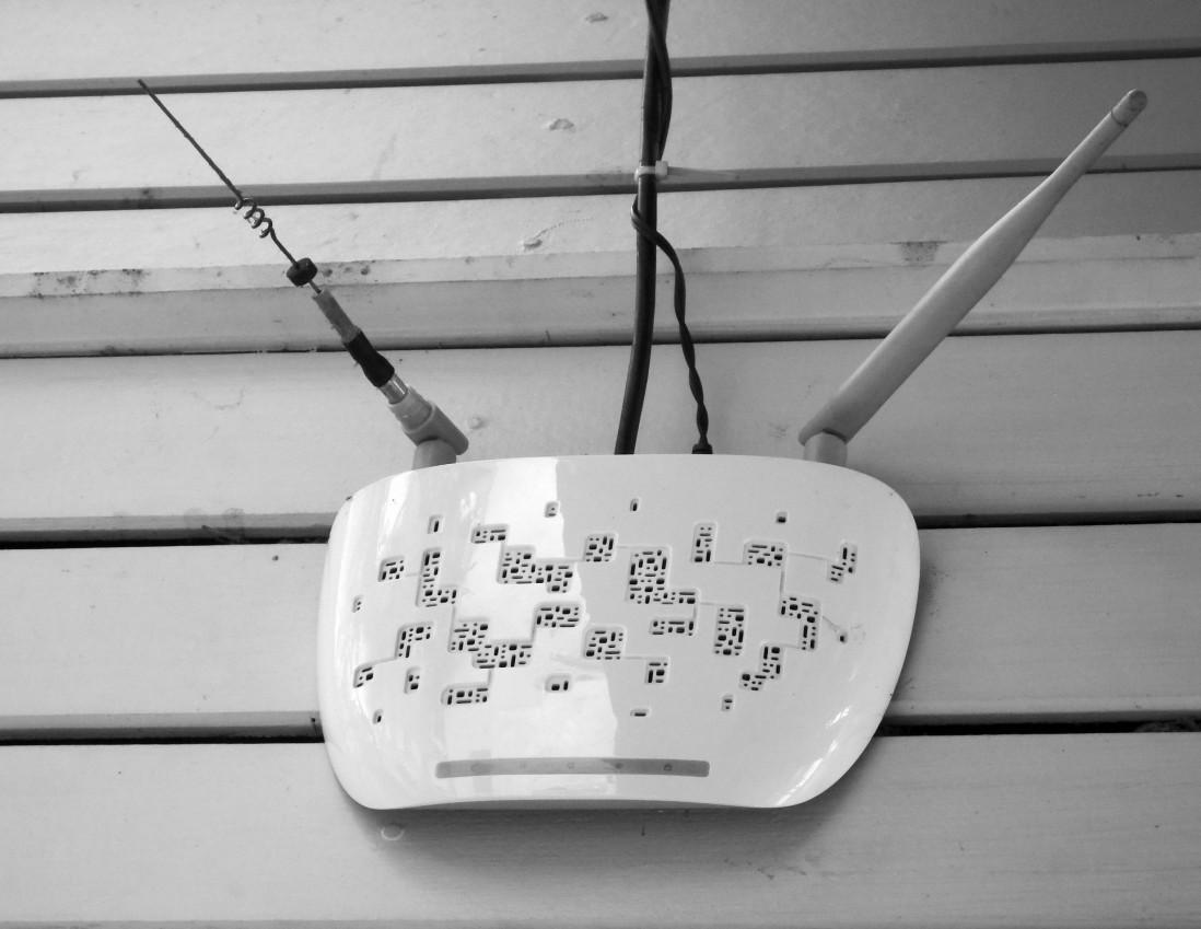 Как усилить сигнал сотовой связи на даче с помощью GSM-антенны или репитера