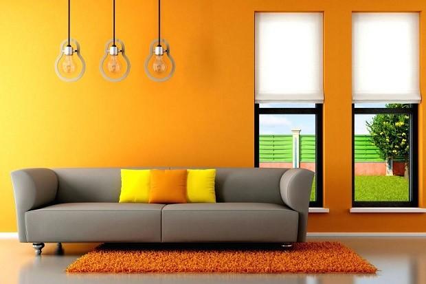 Желтый цвет в интерьере: актуальные оттенки и сочетания