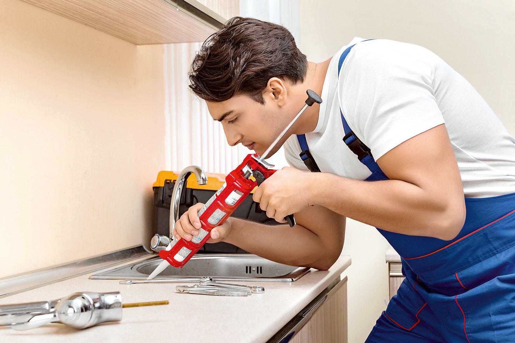 Санитарный герметик: как выбрать лучший?