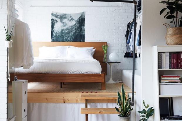 10 крошечных, но невероятно уютных спален
