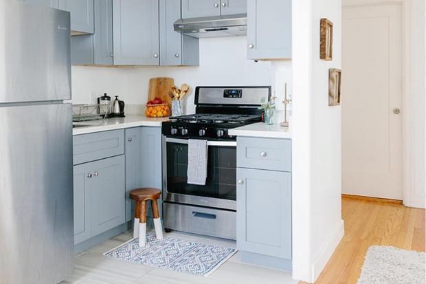 Кухня в нише: 9 стильных и функциональных идей для малогабаритки