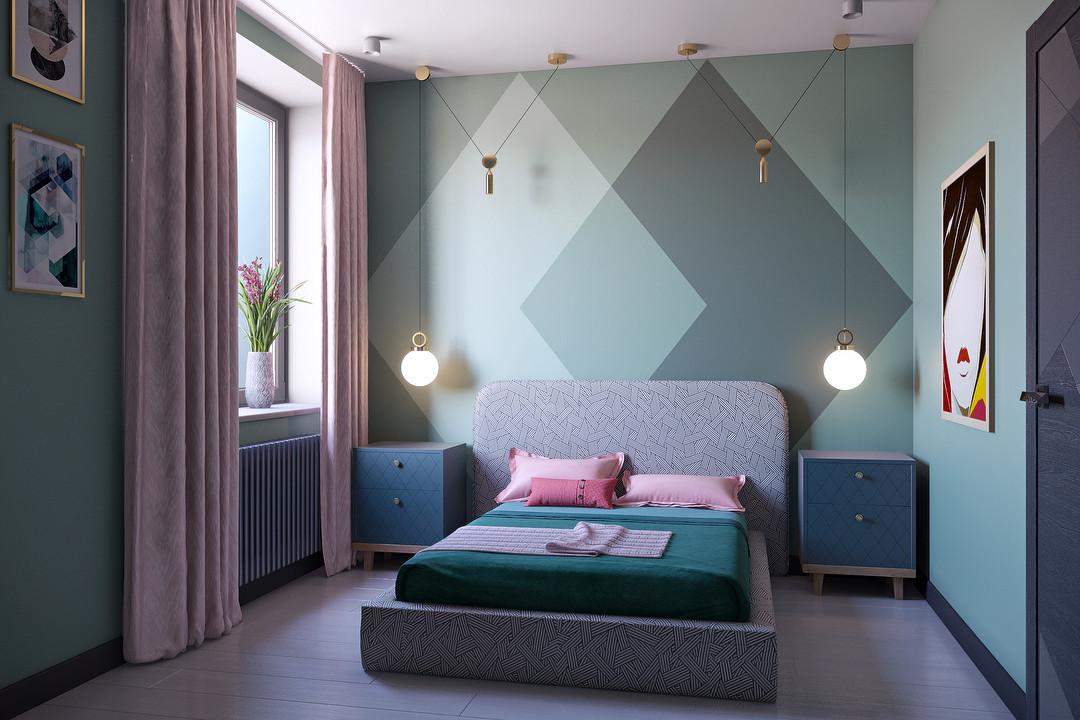 Выбираем шторы в спальню: лучшие типы, стили, цвета и 60+ вариантов с фото