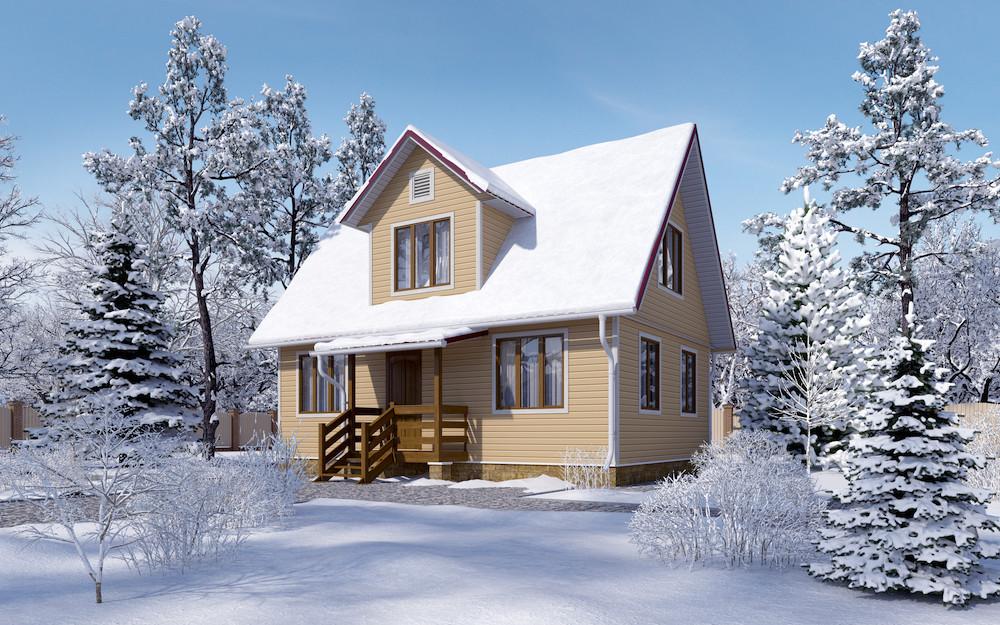 8 ошибок при строительстве каркасных стен, из-за которых в доме будет холодно