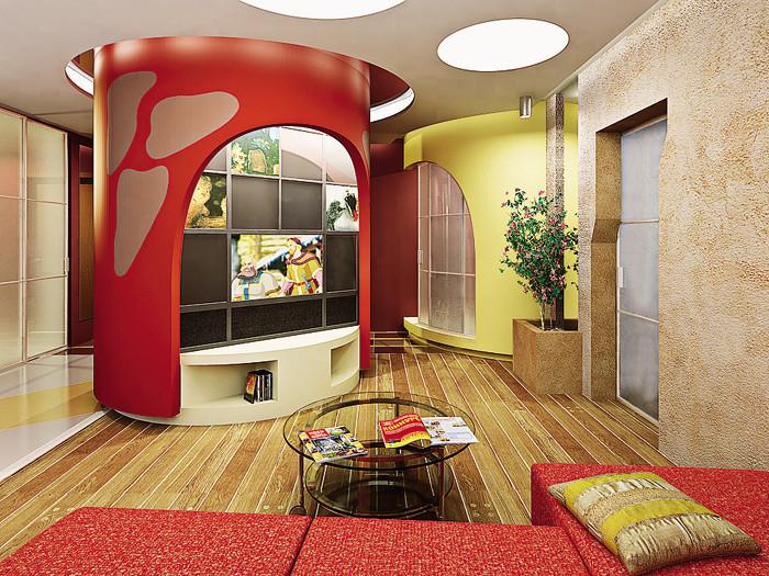 Однокомнатная квартира в доме серии П-3М: Тонкая материя